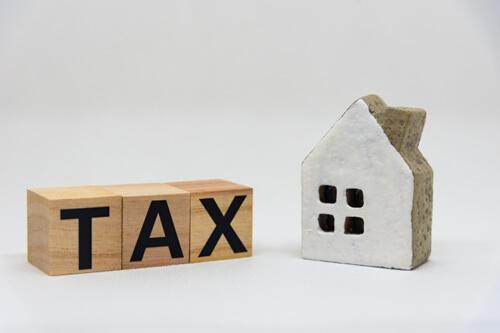 不動産担保ローンなら譲渡所得税が発生しない